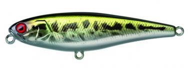 Illex Water Moccasin 75 HL Agressive Bass Stickbait