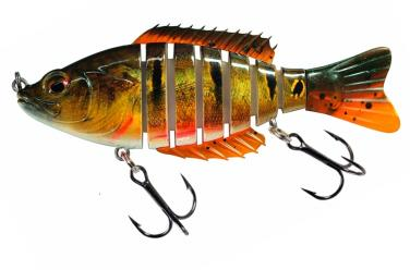 Corrigator Jeronimo-Bass Perch 12cm Swimbait