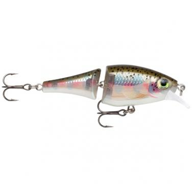 Rapala BX Jointed Shad 6cm Rainbow Trout Wobbler