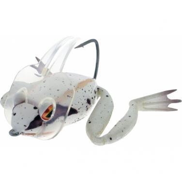 River2Sea Dahlberg Diver Frog 50 White Topwater-Köder