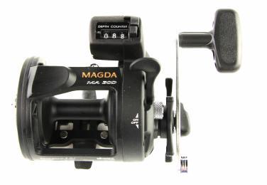 Okuma Magda MA-30D Trolling Multirolle