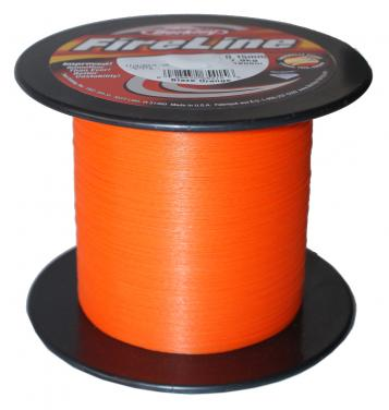 Berkley Fireline Blaze-Orange 0.20mm Geflochtene Schnur - Meterware