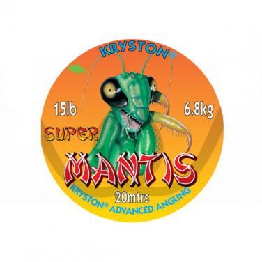 Kryston Super Mantis Vorfachschnur 15 lbs