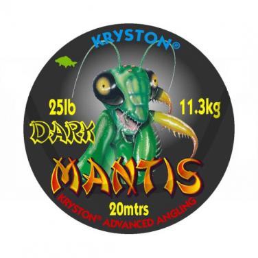 Kryston Super Mantis Vorfachschnur 25 lbs