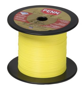 Penn International Braid Yellow 270m 0.20mm Geflochtene Schnur