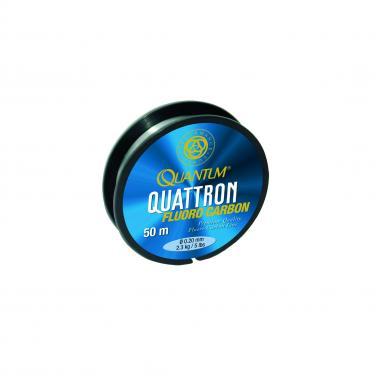 Quantum Specialist Quattron FC 0,20mm 50m Angelschnur Vorfachschnur