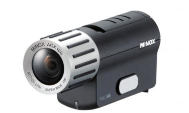 Minox ACX 100 Full HD Action Camcorder