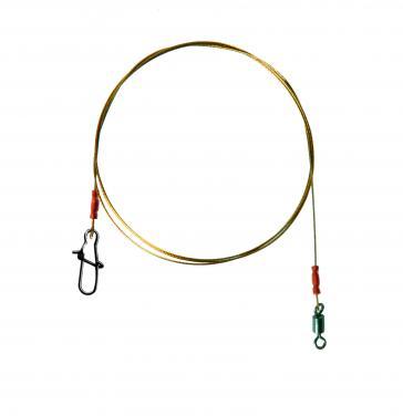 Quantum Specialist Ultra Wire Leader 5.4kg Stahlvorfach