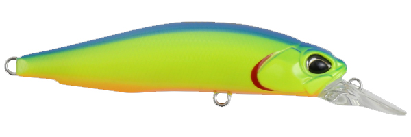 DUO Realis Rozante 63 SP Blue Black Chartreuse