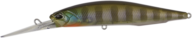 Duo Realis Jerkbait 100DR CCC3158 - Ghost Gill Wobbler
