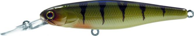 Illex Squirrel 76 SP Perch Wobbler