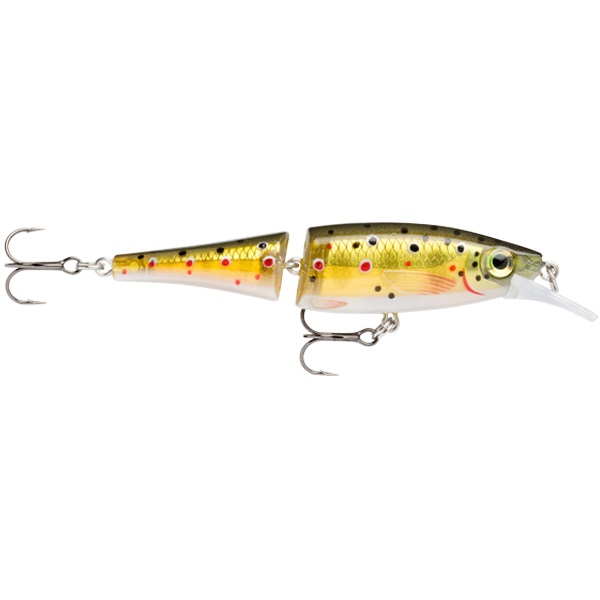 Rapala BX Jointed Minnow 9cm Brown Trout Wobbler