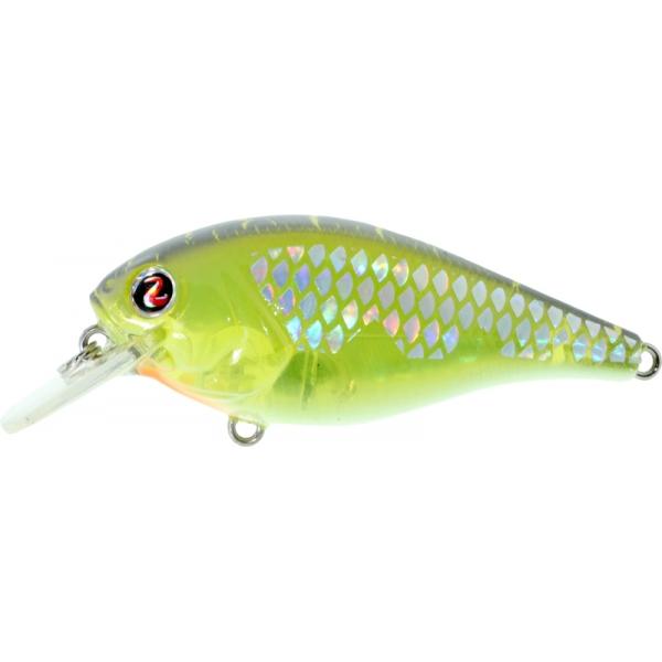 River2Sea Biggie Smalls 57 Bumpin' Rattle-Fast Floater Lemon Drop 5.7cm Crankbait