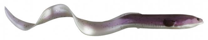 Savage Gear Real Eel LB Purple Pearl 30cm Gummiköder