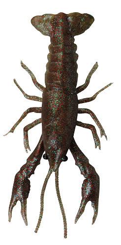 Savage Gear 3D Crayfish LB 8cm 4g Magic Brown Gummikrebs
