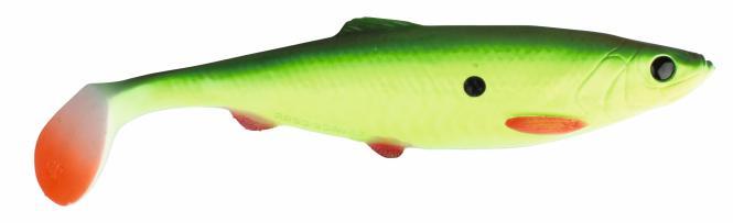 Savage Gear Herring Shad LB 19cm Fluo Yellow Green  Gummiköder