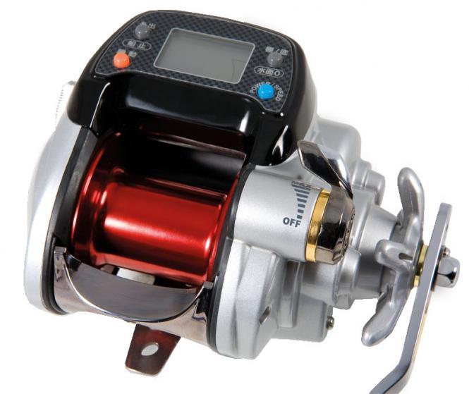 Lineaeffe Elektro-Rolle KGN High Power XP Elektrische Angelrolle