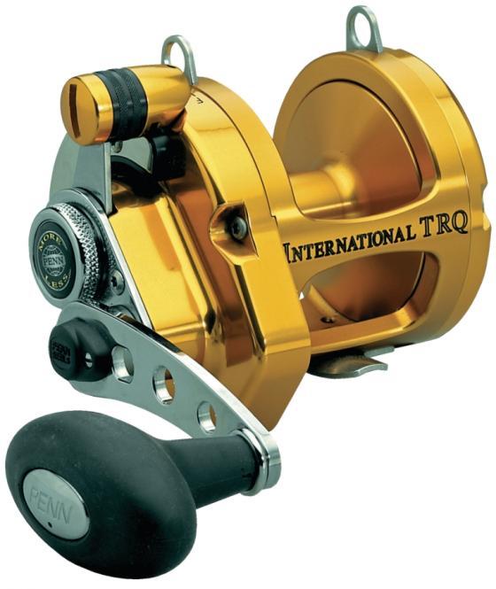 Penn International TRQ 300 LD Angelrolle