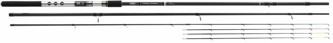 Mitchell Mag Pro Elite 363 100/150 Feeder 3,60 m Rute