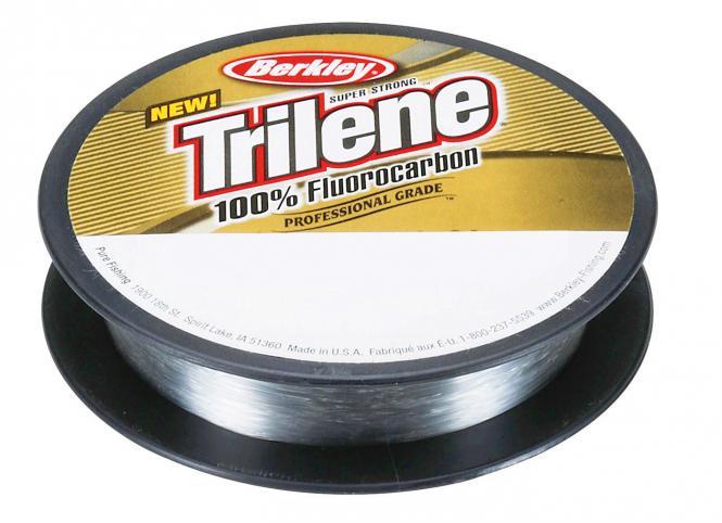 Berkley Trilene 100% Fluorocarbon 0.14mm 50m Vorfachschnur