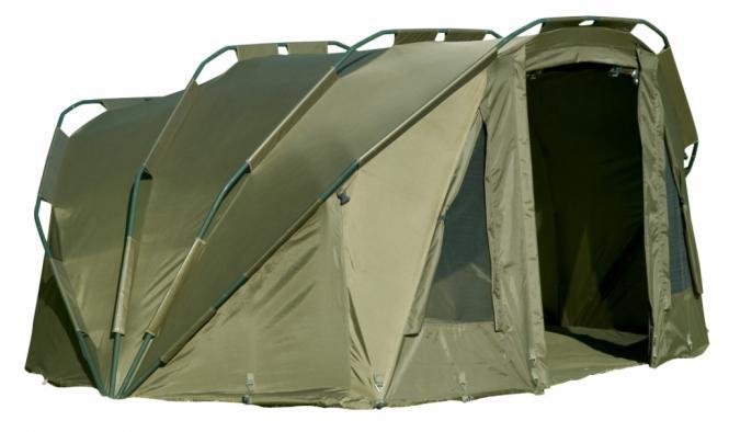 JRC Quad 2 Man Continental Zelt
