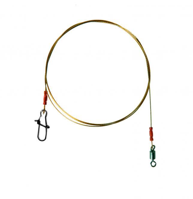 Quantum Specialist Ultra Wire Leader 16kg Stahlvorfach