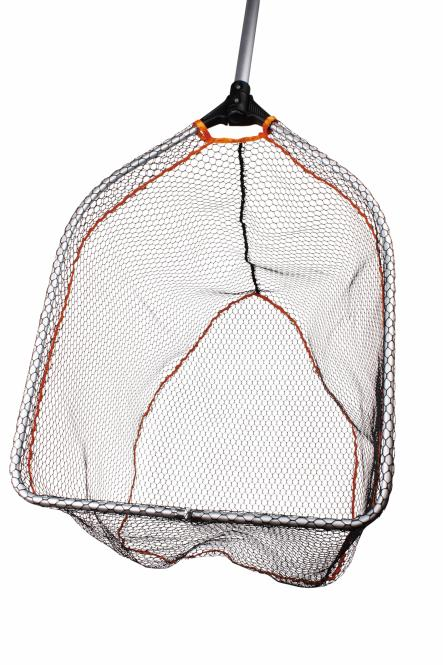 Savage Gear Folding Rubber Mesh Landing Net XL