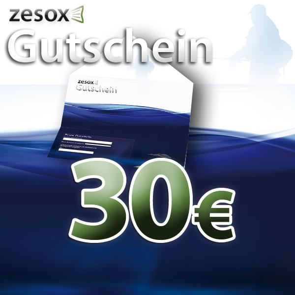 Zesox Geschenkgutschein 30,-€