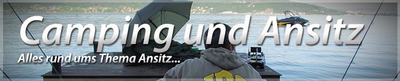 Camping und Ansitz